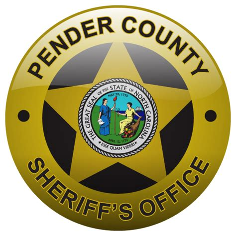 Pender County Records Pender County Sheriff S Office