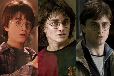 what kind of hair does the cast of bring it wears ranking the 8 harry potter films salon com