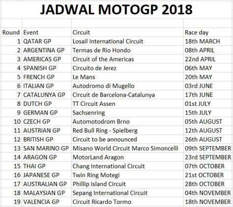 jadwal film horor thailand di trans7 jadwal motogp 2018 terdiri dari 19 seri ardiantoyugo