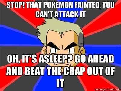 Professor Oak Meme - the gallery for gt pokemon memes professor oak