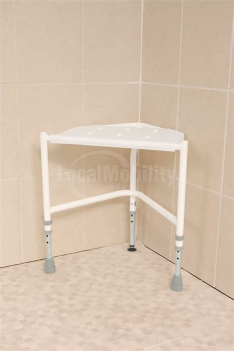 Corner Shower Stool For by Corner Shower Stool Local Mobility