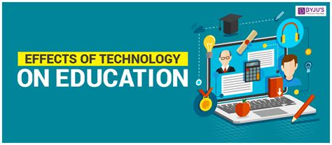 affect of modern technology on training technology effects of technology on education