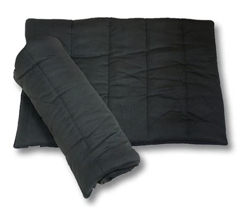 Back On Track Pillow Wraps by Single Pillow Leg Wrap Padded For Transport Back On Track