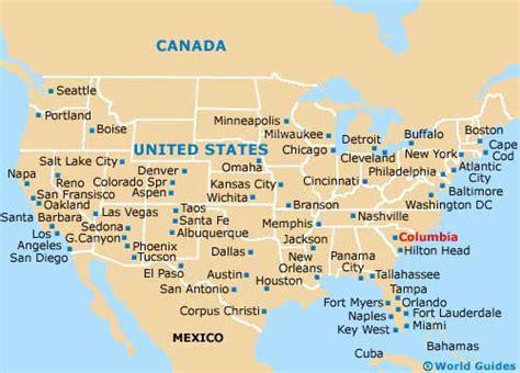 columbia in usa map columbia maps and orientation columbia south carolina
