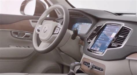 volvo xc luxury interior video dpccars