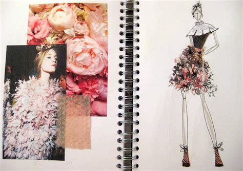 fashion design themes names sketchbook
