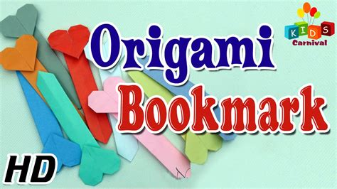 Book Easy Zenfone 4 origami how to make bookmark simple tutorial in