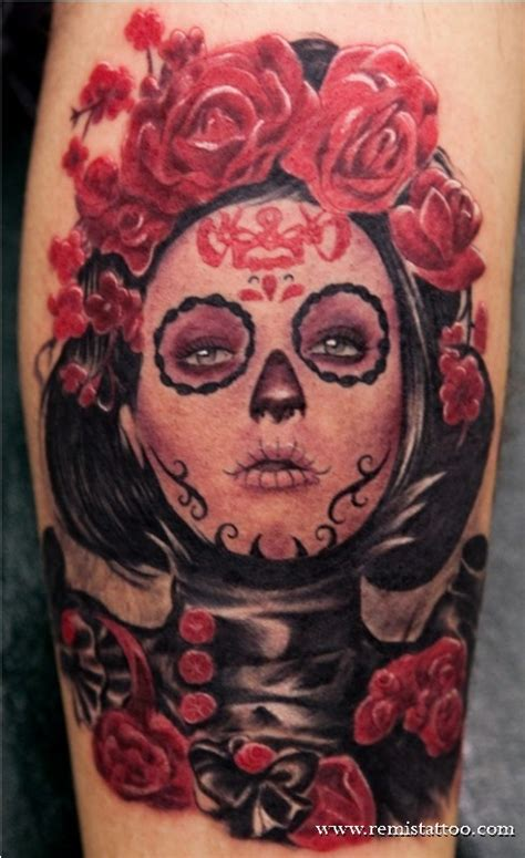 death rose tattoo mask tattoos and designs page 72