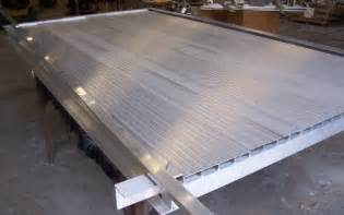 aluminum utility trailer build the hull truth boating and fishing forum