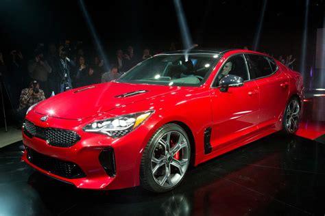 Kia Sport Cars by Kia Stinger Sports Sedan Starts At 32 800 News Cars