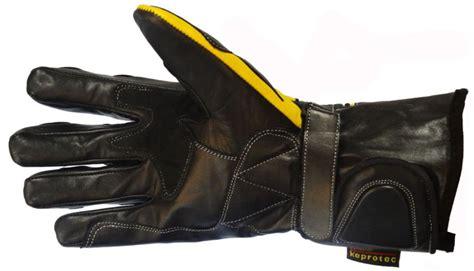 Schwarz Weiß 5011 by Motorradhandschuhe Motorrad Handschuhe Leder