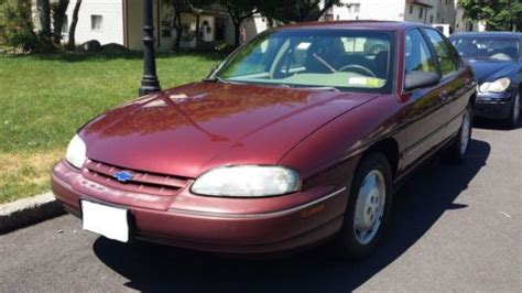 old car manuals online 1998 chevrolet lumina lane departure warning sell used 1998 chevrolet lumina ls burgundy pwr seat locks wndws trunk tires like new in