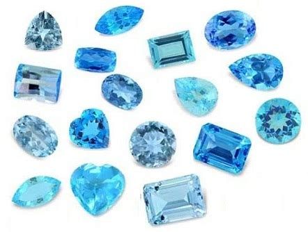 light blue stone name types of blue gems pictures to pin on pinterest pinsdaddy
