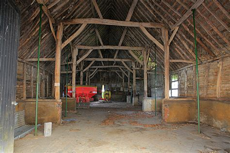 interior of barn at firgo farm 169 facey cc by sa 2 0 geograph britain and ireland
