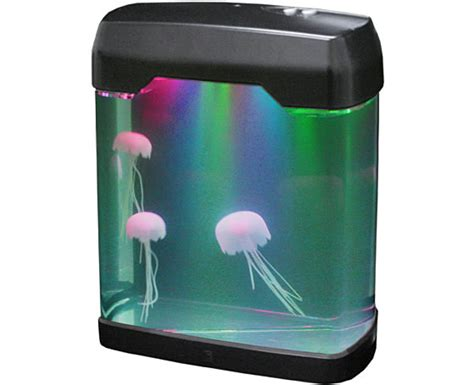 Aquarium Usb multicolor usb jellyfish aquarium