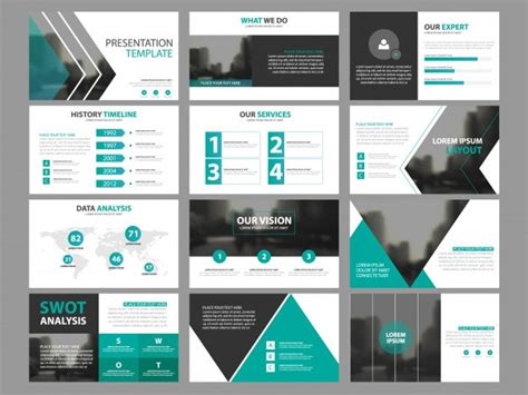 Templates Vectors 355 000 Free Files In Ai Eps Format Powerpoint Template Size Illustrator