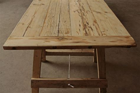 rustic tables and benches secondhand vintage and reclaimed pub and bar furniture