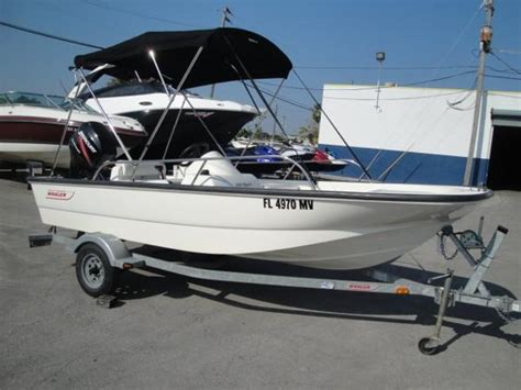 whaler boats for sale in florida 2000 boston whaler 150 sport boats for sale in florida