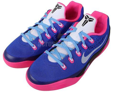 Sepatu Nike 9 Ix Em White Nike 9 Em Gs Hyper Pink White Hyper Cobalt Sole