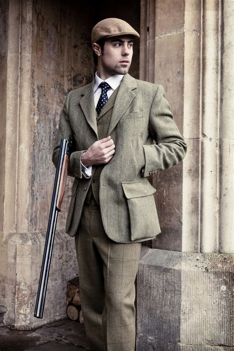 bespoke tweed suits made in the cotswolds