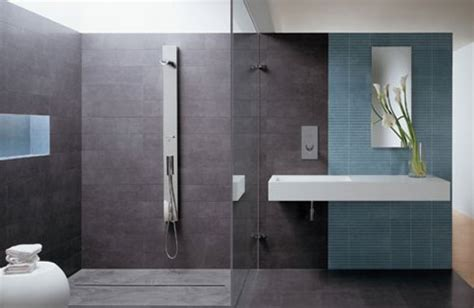 Contemporary Bathroom Tiles Design Ideas by Bathroom Modern Bathroom Shower Tiles Design