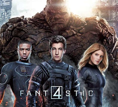 fantastic four 2015 box office costly bomb