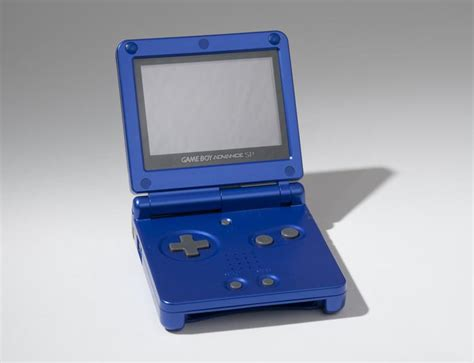 gameboy advance sp console nintendo boy advance sp model ags 001 science