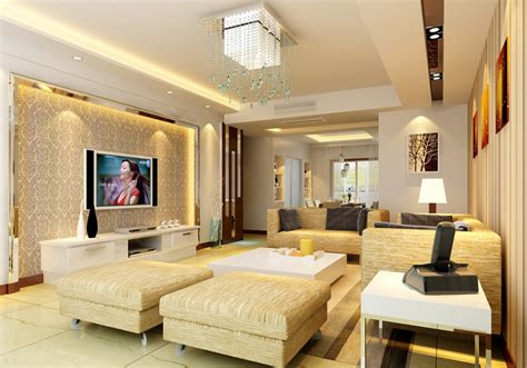 modern living tv tv wall view in 3d download 3d house