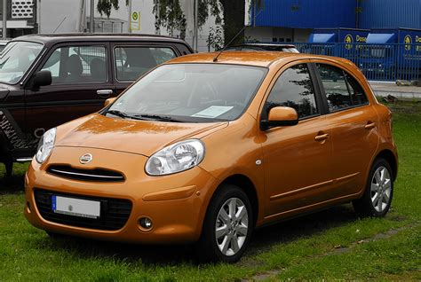 nissan micra 2013 2013 nissan micra k13 pictures information and specs