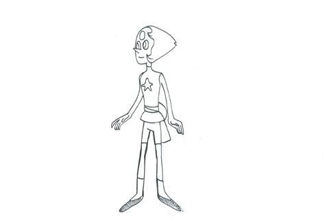 imagenes de steven universe para dibujar faciles como dibujar a perla steven universe r 225 pido youtube