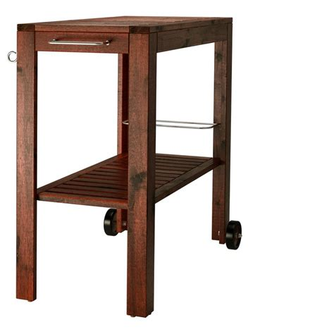 ikea potting bench 196 pplar 214 garden trolley ikea would use this as a bbq
