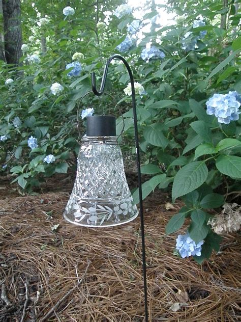 diy solar lights outdoor shanty insanity garden lights