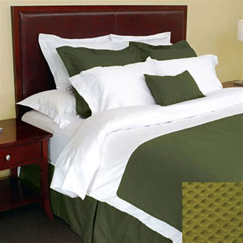 bed scarf 1888 mills adorn cypress bed scarf 58x26 55 cotton