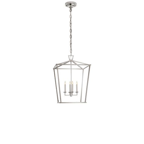 visual comfort darlana darlana medium lantern 629 9000