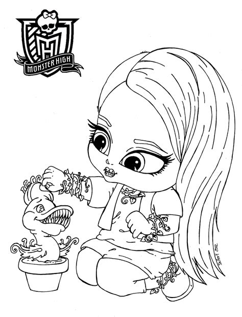 Baby Venus Mcfly Trap By Jadedragonne On Deviantart Baby High Colouring Pages