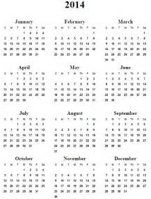 free word calendar template 2014 14 2014 year calendar template images printable