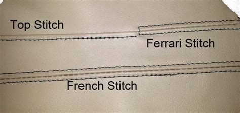 stitches upholstery carlos is a specialist with many different types of