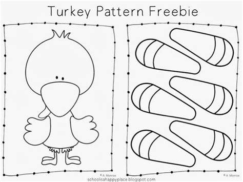 turkey pattern activities 296 best images about math on pinterest