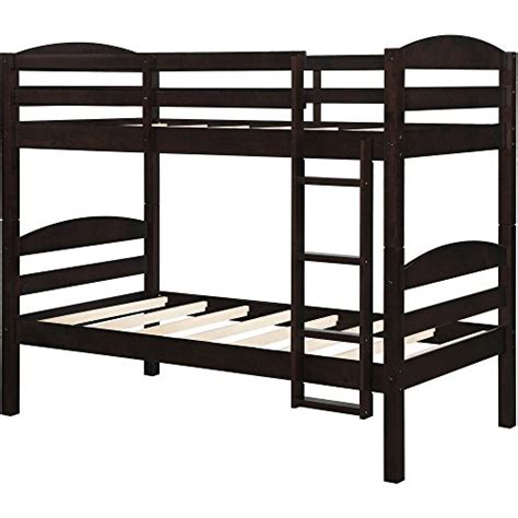 Best Deals On Bunk Beds Easy To Convert To Bed Practical Space Saver Wood Bunk Bed Finishes With Sturdy