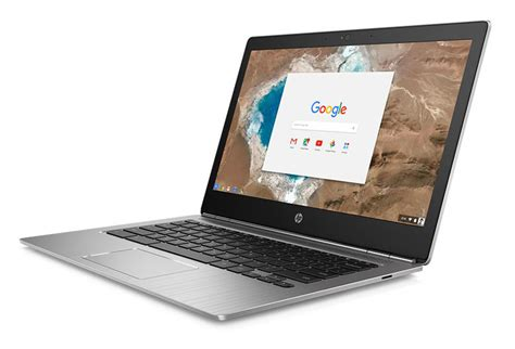 HP unveils the Chromebook 13 with Intel Core M CPU, QHD