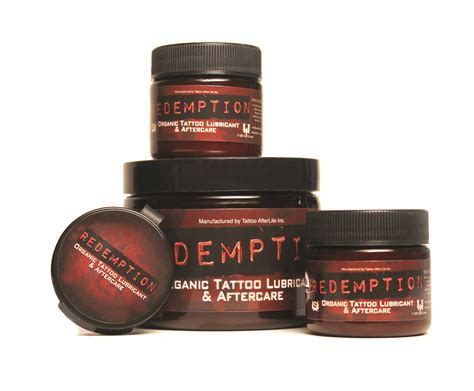 redemption tattoo aftercare redemption aftercare