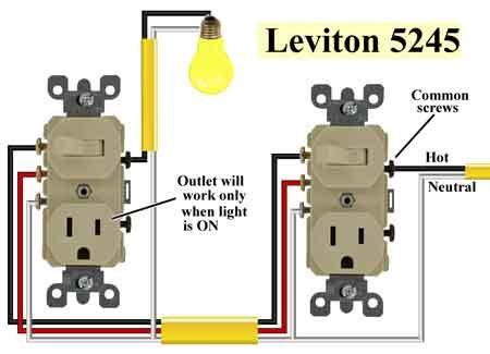 leviton 5245 3 way combo a in 2019 wire switch wire