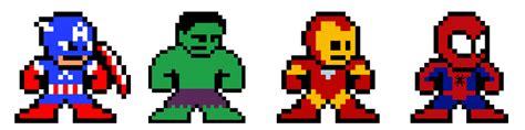 Kaos Ironman 8bit Ironman 1 8 bit heroes marvel by 8bitsuperheroes on deviantart