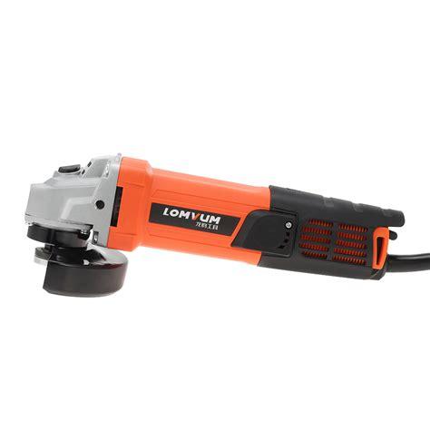 lomvum gerinda mesin elektrik 220v orange jakartanotebook