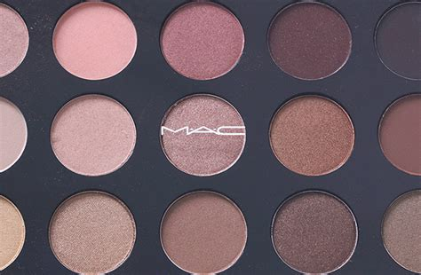 Eyeshadow X15 Warm Neutral Mac build your collection of everyday shades with the mac eye