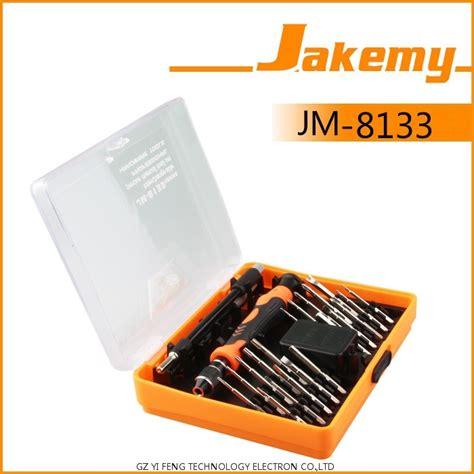 Jakemy 49 In 1 Precision Screwdriver Diy Tool Set Jm 1101 jakemy 23 in 1 precision screwdriver diy maintenance tool set jm 8133 jakartanotebook