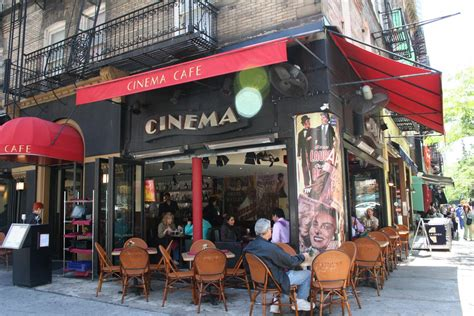 cafe nyc cinema cafe nyc american restaurant new york ny