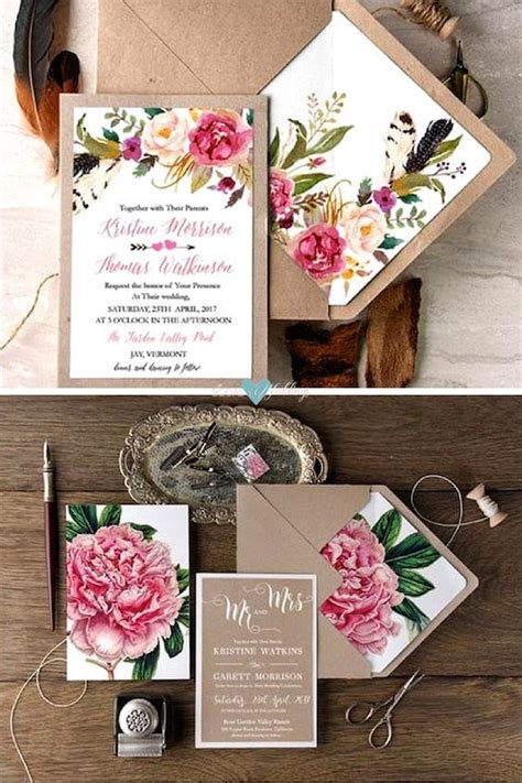 5 tendencias 2017 para tus invitaciones de boda como hacer sobres forrados para tus invitaciones de boda 161 bellos cositas bonitas