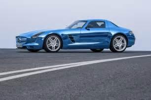 Electric Car Mercedes Mercedes Electric Sports Car