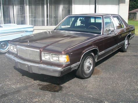 service manual books about how cars work 1990 mercury grand marquis electronic throttle control